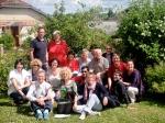 Happy people à St cy sur Loire 25 mai 2015